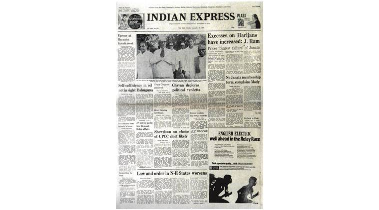 Dalits, Dalits discrimination, Jagjivan Ram, PM Indira Gandhi, Emergency, Janata government, Congress, indian express, opinion