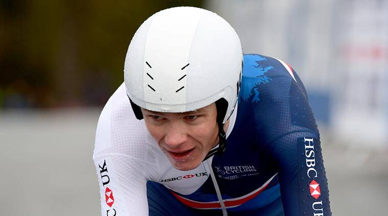 Dumoulin tops Roglic, Froome for cycling time trial title