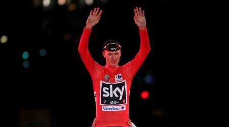 chris froome, chris froome dominance, team sky, cycling news, sports news, indian express