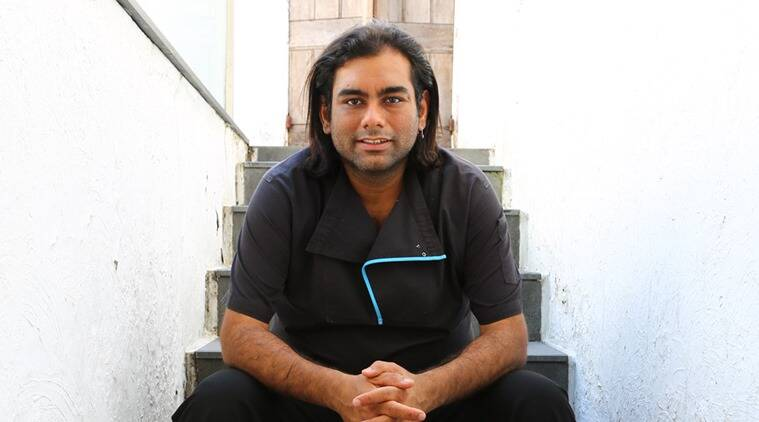 Gaggan Anand, gaggan anand food, asian food, indian food, asia's best restaurant, chef's table, indian express, indian express news