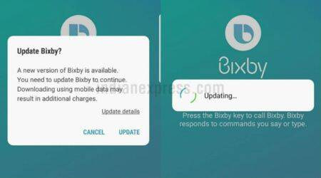 Samsung Bixby voice feature now in India: Galaxy S8, S8+ Note 8 users can install