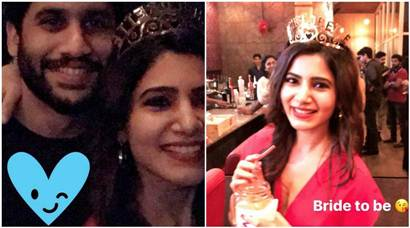 Inside Samantha Ruth Prabhu's bachelorette party before she ties the knot with Naga Chaitanya