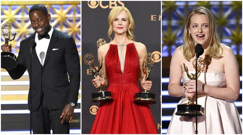 Image result for emmy 2017 winners