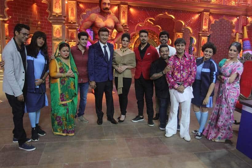 aksar 2, zareen khan, comedy dangal, gautam rode, bharti singh, anu malik