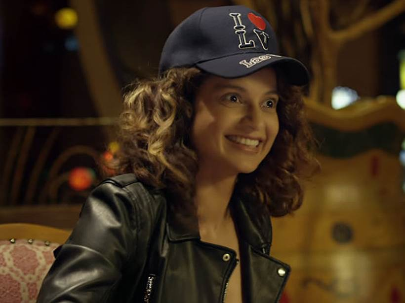 5 reasons to watch Kangana Ranaut's Simran