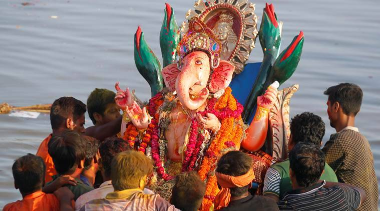 Balapur Ganesh laddu auctioned for record high price of Rs 15.60 lakhs