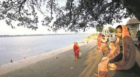 Down the Ganga: Toilets make for study in contrast in this tale of two Ganga villages