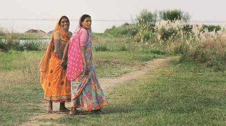 down the ganga, swachh bharat, swachh bharat abhiyaan, sanitation, Ganga cleaning, open defacation, Toilets, Jharkhand toilets, clean india, india news, indian express