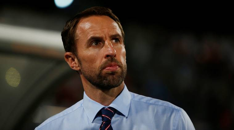 Gareth Southgate, england, world cup qualifiers, slovakia, wembley, football, sports news, indian express