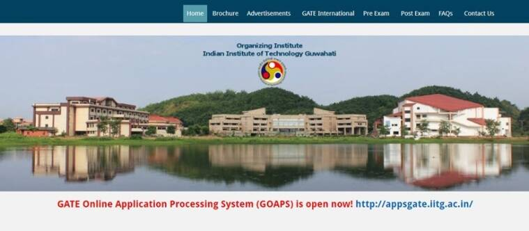 gate 2018, gate.iitg.ac.in, gate 2018 admit cards