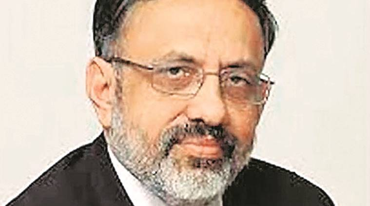 Rajiv Gauba, Home Secretary, Bureaucracy, Home Ministry, India News, Indian Express