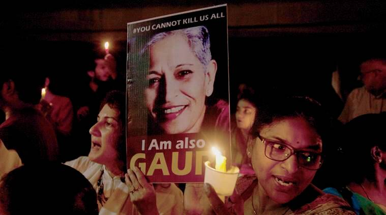 Gauri Lankesh Murder, CPI (Maoist) on Gauri lankesh, Gauri lankesh murder case, India news, National news, Latest news, India news, National news, latest news