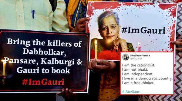 Gauri Lankesh murder, Gauri Lankesh, Journalist Gauri Lankesh Murder Probe, Gauri Lankesh Murder Probe, Karnataka government, Karnataka Home Minister Ramalinga Reddy, India News, Indian Express, Indian Express News