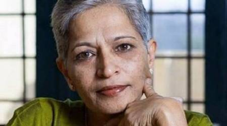 At Press Club protest, journalist demand justice for Gauri Lankesh