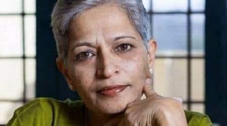 Who is GauriLankesh?