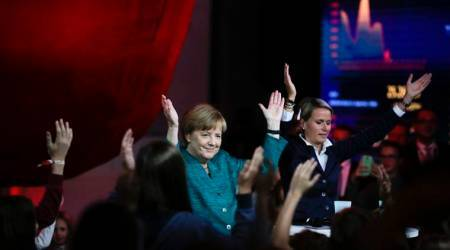German election 2017: How Angela Merkel has kept calm and carried on without losing appeal