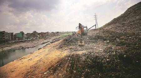 With three landfills shut, Delhi becomes overflowing trash can