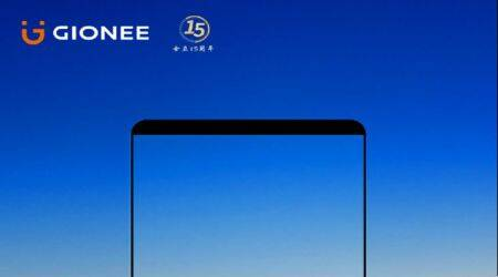 Gionee M7 with bezel-less display to launch on September 25, confirms company