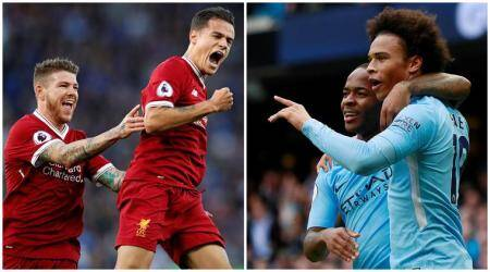 Goals of the week: Leroy Sane nutmeg goal, Philippe Coutinho's free kick