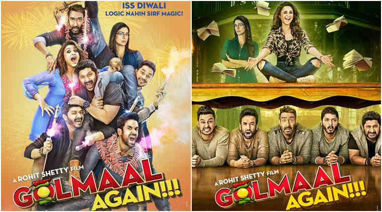 Ajay Devgn-Rohit Shetty's Golmaal Again promises to be a laugh riot