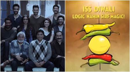 Watch Golmaal Again motion poster: Ajay Devgn aka Gopal is back with his crazy partners in crime