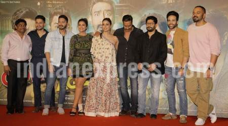 Tabu on doing Golmaal Again after a series of serious films: It was a relaxing experience, professionally and personally