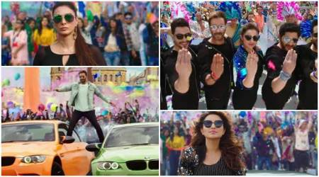 Golmaal Again title track: This Ajay Devgn-Parineeti Chopra peppy number is a quintessential Rohit Shetty song