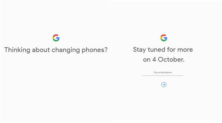 Google, Pixel 2, Google Pixel 2, Google Pixel XL 2, Google October 4 event