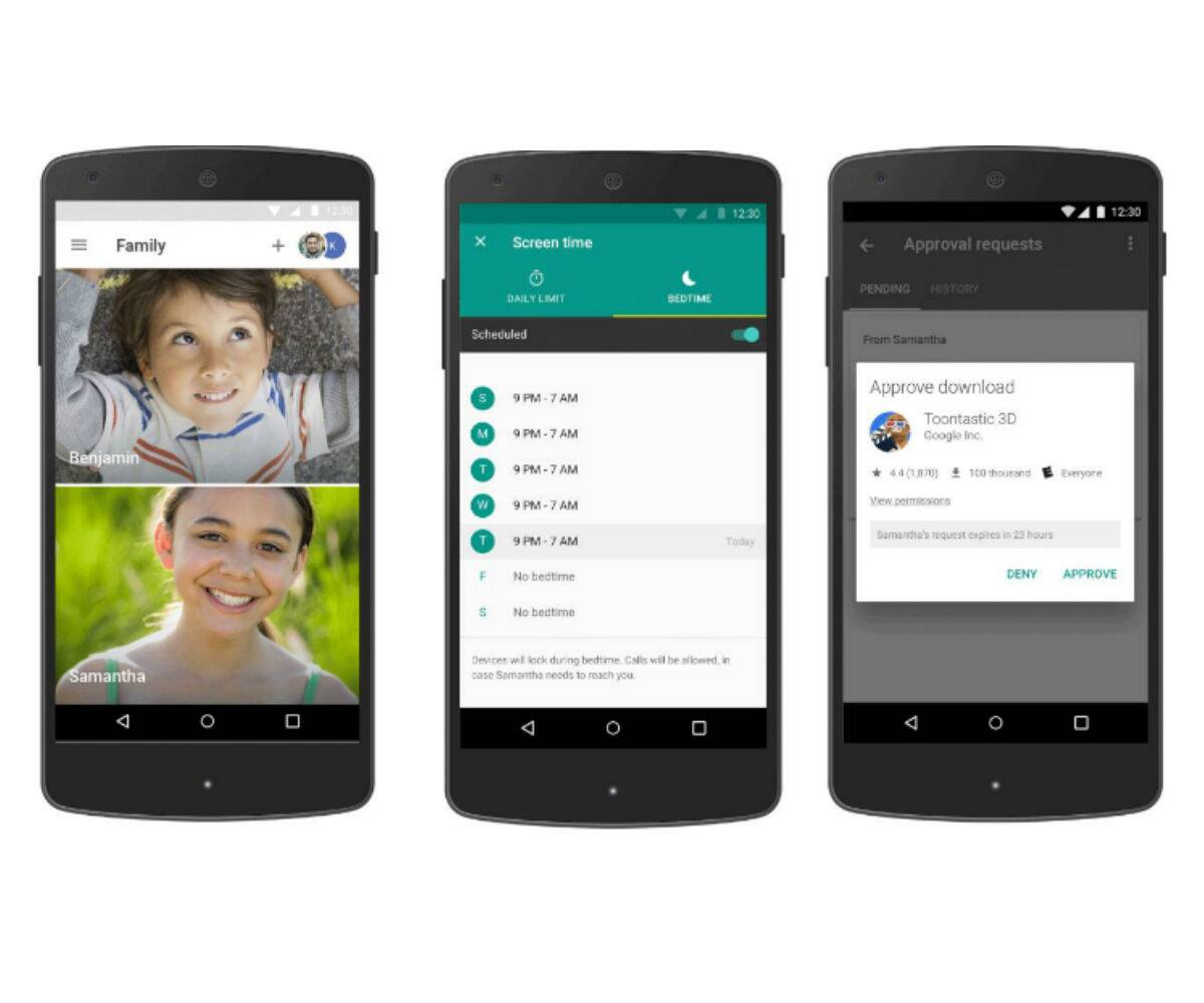 Google's Family Link app will let parents control their kid's
