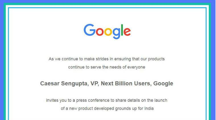Google to launch a new payments product in India dubbed Tez