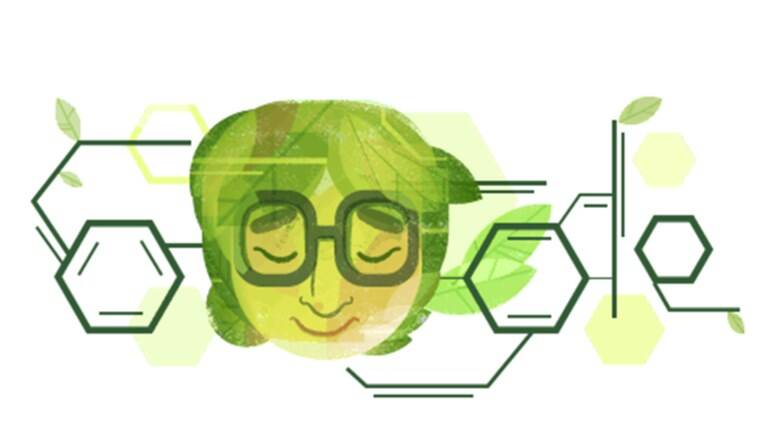 Google Doodle celebrates 100th birthday of Asima Chatterjee