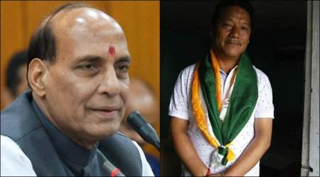 Rajnath Singh appeals, GJM calls off Darjeeling strike after 104 days