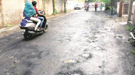 To host Japan PM Shinzo Abe, AMC road repair work jumped three-fold