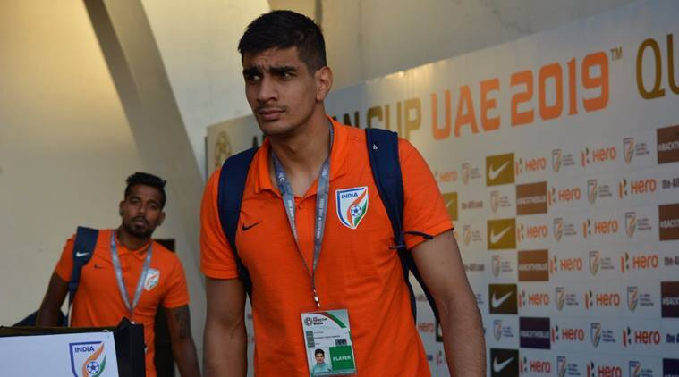 gurpreet singh sandhu, gurpreet sandhu, fifa u-17 world cup, u-17 world cup, football stories, india u-17, sports news, indian express