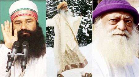 gurmeet ram rahim, asaram bapu, sadhuguru, indian spiritual guru, why need a guru, indian express, indian express news