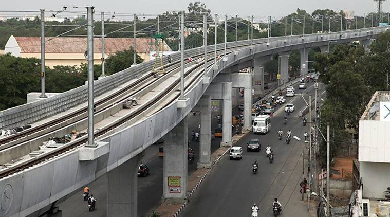 Hyderabad Metro, disabled-friendly features, HMRC, disabled commuters and Hyderabad Metro