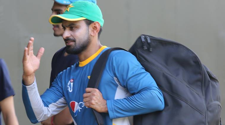 Mohammad Hafeez, Mohammad Hafeez Pakistan, Pakistan vs Sri Lanka, Pakistan Test squad, sports news, cricket, Indian Express