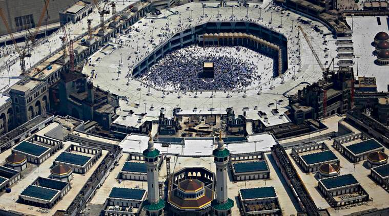 hajj, saudi arabia, mecca, medina, islamic pilgrimage, muslim pilgrimage, world news, indian express