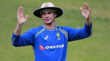 India vs Australia: Peter Handscomb named Aaron Finch's cover ahead of ODI series