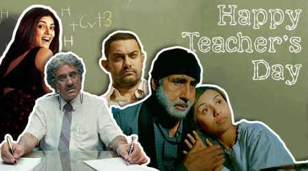 Teacher's Day 2017: When Bollywood actors turned teachers and redefined student-teacher relationship