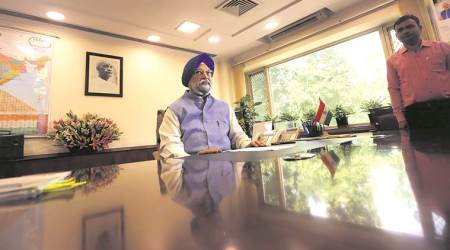 MoS Hardeep Singh Puri recalls grandfather's escape from Jallianwala Bagh massacre