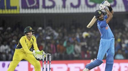 India vs Australia, 3rd ODI: Pandya blasts India to top of ODI rankings, series win