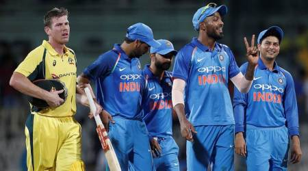 India vs Australia, 1st ODI: Hardik Pandya produces all-round show in India's 26-run win