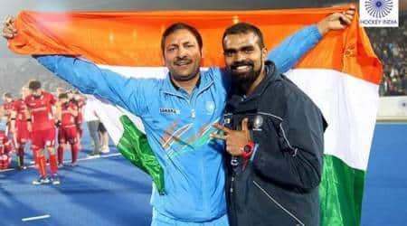 Harendra Singh, Asian Games, 2020 Tokyo Olympics, David John