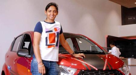 Harmanpreet Kaur gets job promotion from Railways