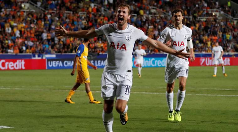Kane motivated by Messi, Ronaldo