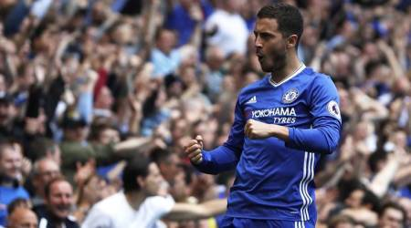 Leicester City vs Chelsea: Eden Hazard in the squad list, says Antonio Conte