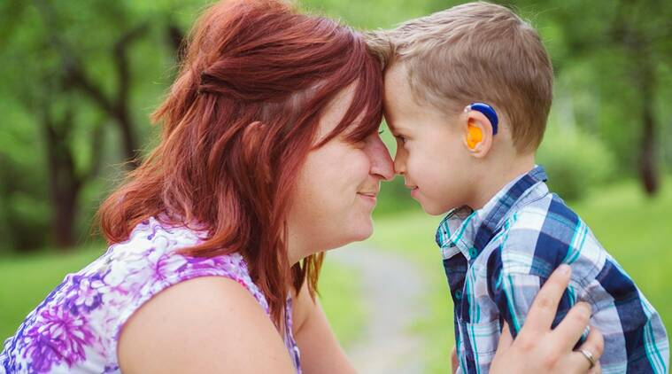 children with hearing problem, children suffering from hearing loss, children with hearing issues, cure for hearing loss in children, Indian express, Indian express news