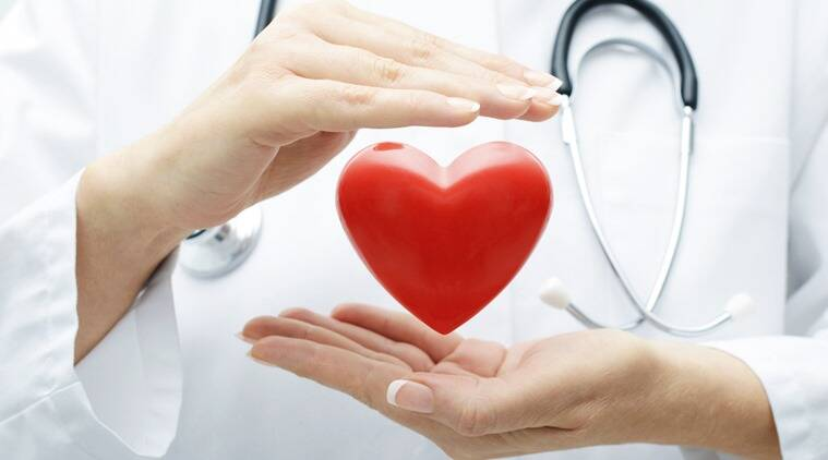 heart failure signs, heart failure cause, heart attack sign, stop heart attack, heart problems cure, indian express, indian express news