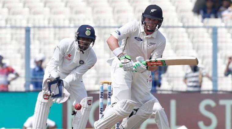 Henry Nicholls to lead New Zealand 'A' in India